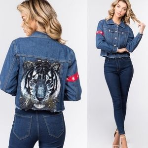 SEPHORA Denim Jacket